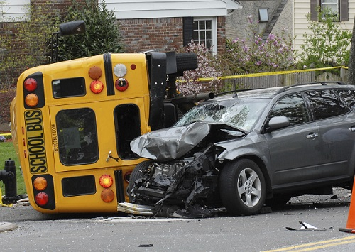 Bus accidents in Chattanooga