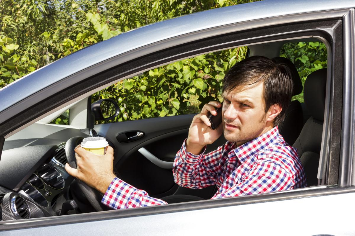 Chattanooga Distracted Driving Attorney