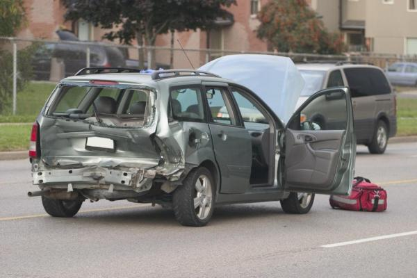 Proving Fault in a Car Accident - Chattanooga